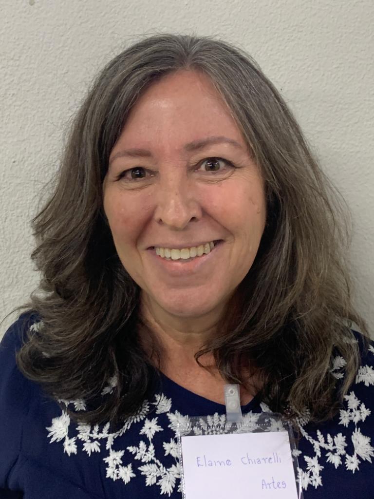 Elaine Aparecida Chiarelli Silva - Arte - 6º e 7º ANOS e 1º E.M
