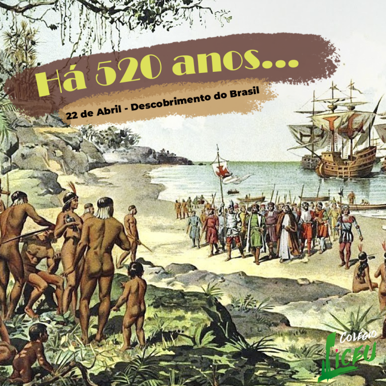 Há 520 anos…