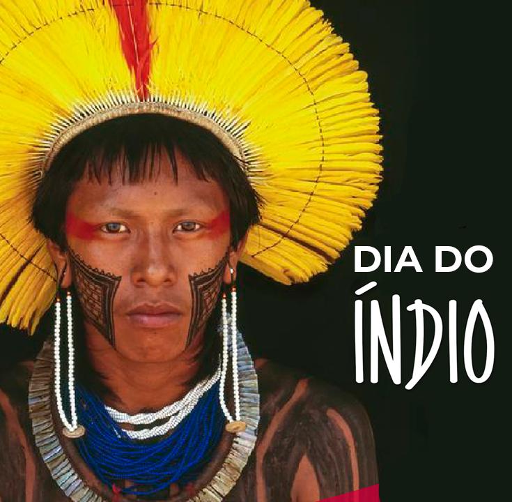 Datas Cívicas em Abril – Dia do índio