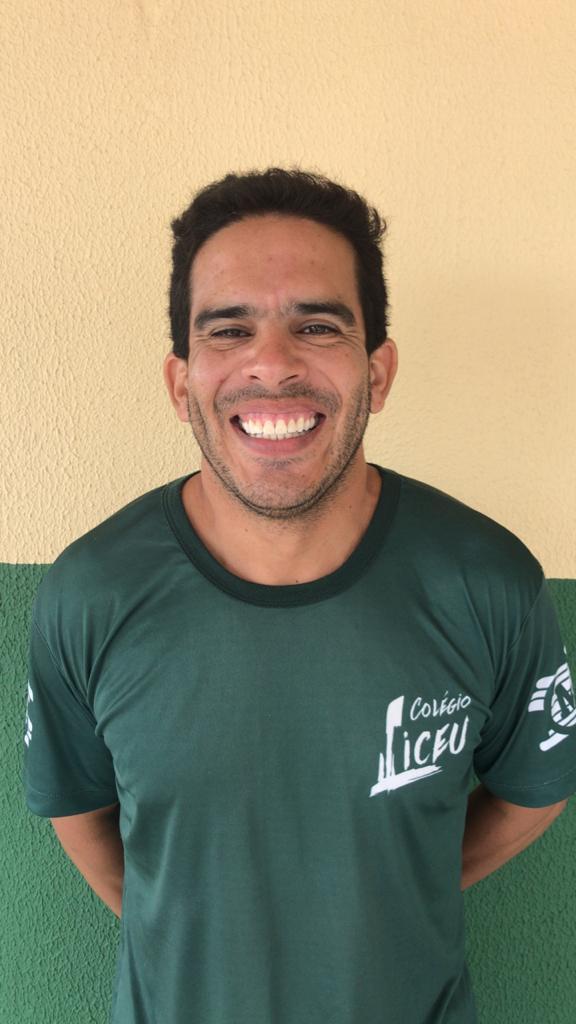 Mário de Andrade Rodrigues - Educação Física
