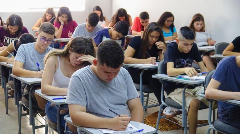 Vestibulinho Liceu 2022. Prazer em estudar!